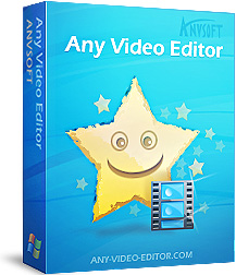 Free Download Any Video Editor program.